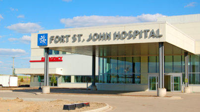 Northern Health Fort St. John Project