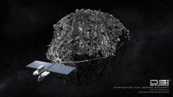 ew Asteroid Mining Company Aims to Manufacture Products in Space
