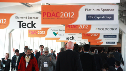 Onsite at the PDAC 2012