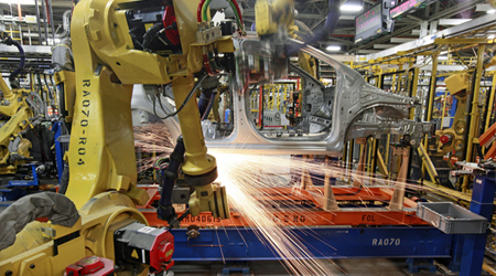 Grant Thornton: Optimism for Canadian Manufacturing Outpacing Other Sectors