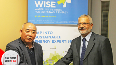 Waterloo Institute for Sustainable Energy (WISE)
