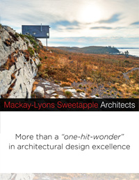 MacKay Lyons Sweetapple Architects