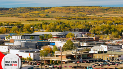 The City of Dawson Creek
