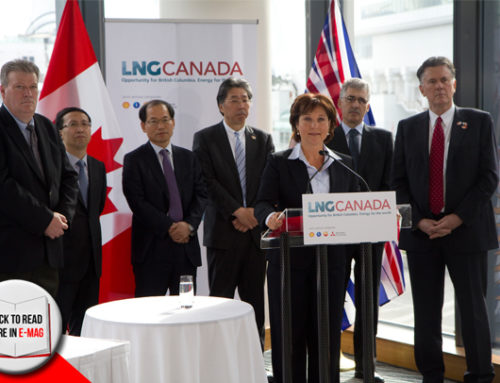 British Columbia vies for a seat in the global energy marketplace with 18 LNG project proposals