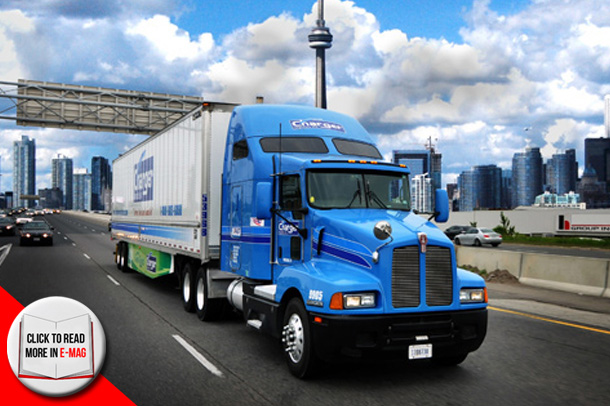 how to start logistic business in canada