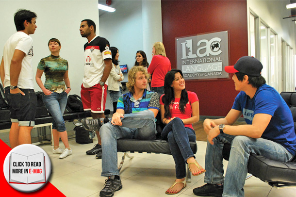 International Language Academy of Canada (ILAC)