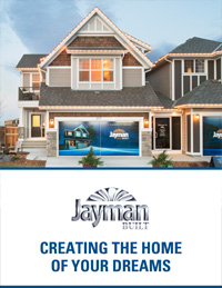 jayman built brochure