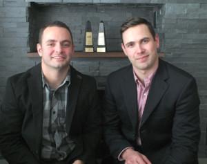 Francis Bisson & Michael Bolduc1
