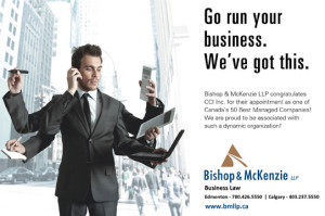 Bishop & McKenzie, LLP
