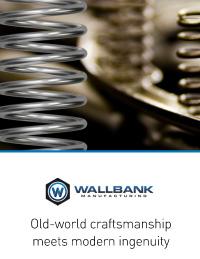 Wallbank Brochure
