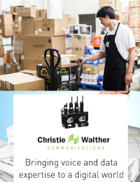 Christie Walther Brochure