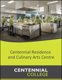Centennial Residence and Culinary Arts Centre Brochure