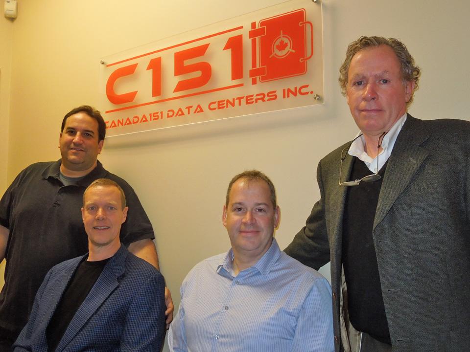 Canada151 Data Centers Inc.