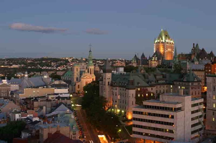 Quebec Metro High Tech Park