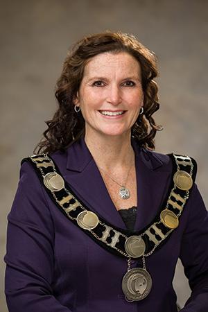 Mayor Melissa Blake