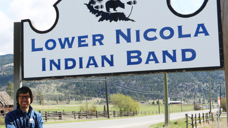 Lower Nicola Indian Band (LNIB)