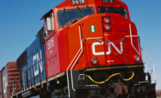 CN recognized as a transportation industry sustainability leader