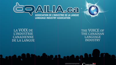 Association de l'Industrie de la Langue or Language Industry Association (AILIA)
