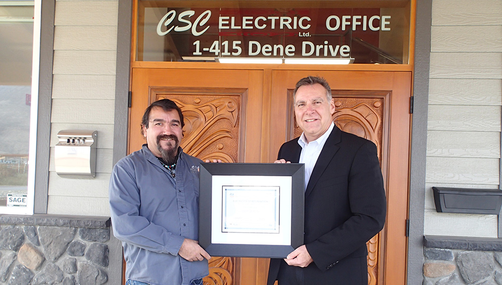 CSC Electric Ltd.,