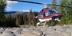 White River Helicopters, Canada