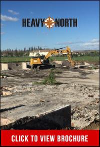 heavy north