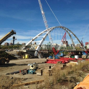 Walterdale Bridge Replacement Project
