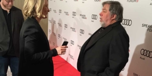 Steve Wozniak at Audi – Speakers Forum (ON-SITE)