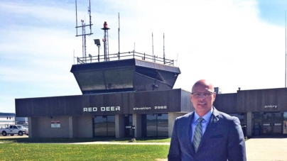 Red Deer Regional Airport
