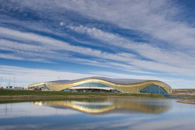 City Of Calgary Rocky Ridge Recreation Facility Project