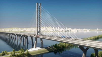 New Champlain Bridge Corridor Project