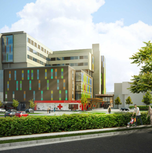 The Teck Acute Care Centre