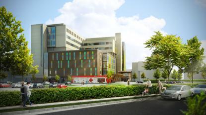 The Teck Acute Care Centre