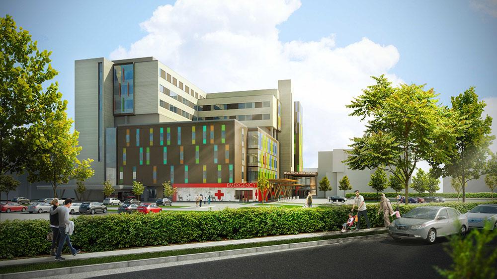 Teck Acute Care Centre