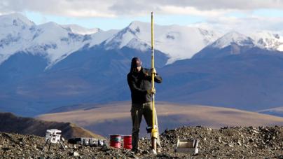 Aurora Geosciences