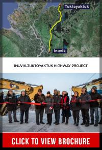 Inuvik-Tuktoyaktuk Highway