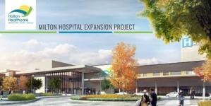 Milton District Hospital Expansion Project