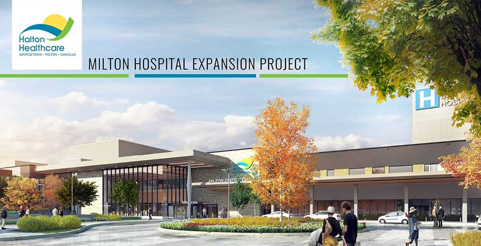 Milton District Hospital Expansion Project