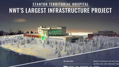 Stanton Territorial Hospital Renewal Project