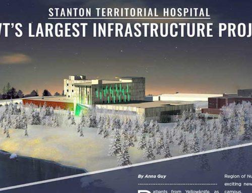 Stanton Territorial Hospital Renewal Project