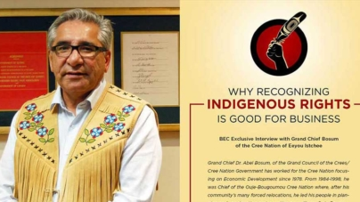 Exclusive Interview with Grand Chief Bosum