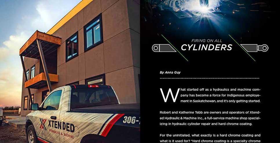 Xtended Hydraulic & Machine