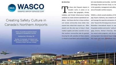 Winnipeg Airport Services Corp. (WASCO)