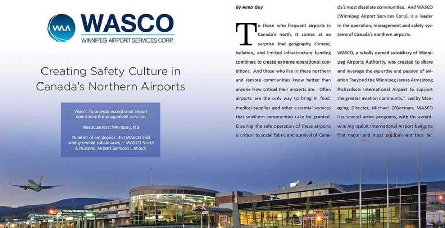 Winnipeg Airport Services Corp. (WASCO)