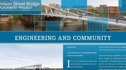 Johnson Street Bridge  Replacement Project