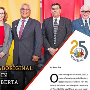 Northeastern Alberta Aboriginal Business Association (NAABA)