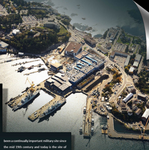 Department of National Defence – Esquimalt Harbour Project