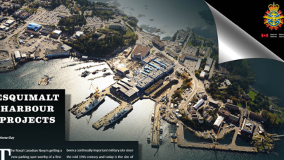 Department of National Defence – Esquimalt Harbour Project