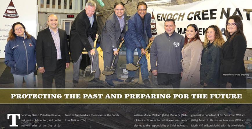 Enoch Cree Nation (ECN)