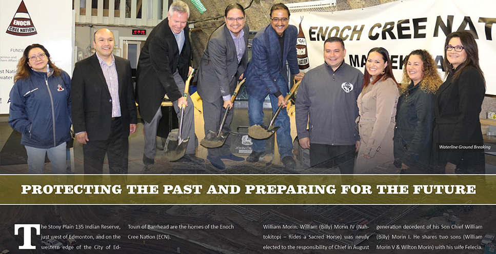 Enoch Cree Nation (ECN)