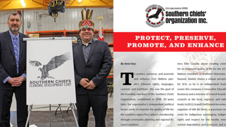 Southern Chiefs' Organization Inc.